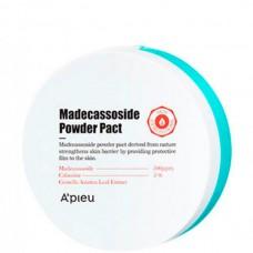 A`PIEU Madecassoside powder pact - Пудра компактная с мадекасоссидом 6гр
