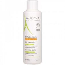 A-DERMA EXOMEGA CONTROL Soothing Bath - Смягчающее средство для принятия ванны 250мл