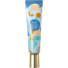 AHC Active real eye cream for face - Крем вокруг глаз осветляющий увлажняющий с фито-морским комплексом 30мл
