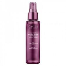 ALTERNA CAVIAR ANTI-AGING INFINITE COLOR HOLD TOPCOAT SHINE SPRAY - Спрей для защиты цвета окрашенных волос 125мл