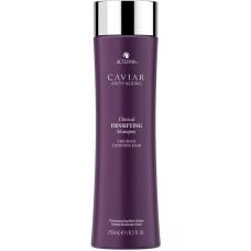 ALTERNA CAVIAR Clinical DENSIFYING Shampoo - Шампунь-детокс для уплотнения и стимулирования роста волос 250мл