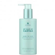 "ALTERNA MY HAIR MY CANVAS More to Love Bodifying Shampoo - Шампунь для объема и уплотнения волос ""Нечто большее"" 251мл"
