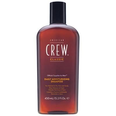 AMERICAN CREW CLASSIC DAILY MOISTURIZING SHAMPOO - Шампунь для ежедневного ухода за нормальными и сухими волосами 450мл