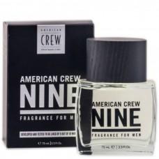 AMERICAN CREW Eau de Parfum NINE - Туалетная вода для мужчин NINE 75мл