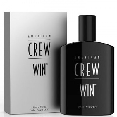 AMERICAN CREW Eau de Parfum WIN - Туалетная вода для мужчин WIN 100мл