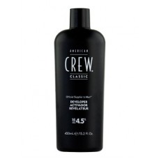 AMERICAN CREW PRECISION BLEND DEVELOPER - Биоктиватор 4,5%, 450мл