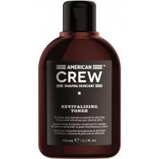 AMERICAN CREW REVITALIZING TONER - Восстанавливающий лосьон после бритья 150мл