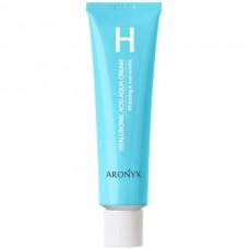 ARONYX Hyaluronic acid aqua cream - Крем увлажняющий с гиалуроновой кислотой и пептидами 50мл