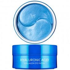 ARONYX Patch Hyaluronic acid collagen eye - Патчи гидрогелевые с коллагеном и гиалуроновой кислотой 60шт
