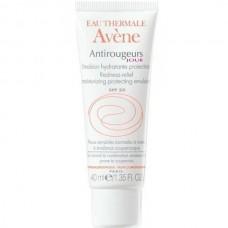 Avene Antirougeurs JOUR Redness-relief moisturising protecting emulsion SPF20 - Эмульсия от покраснений для нормальной и смешанной кожи СЗФ 20, 40мл