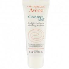 Avene Cleanance MAT Mattifying emulssion - Эмульсия матирующая против жирного блеска 40мл