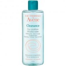 Avene Cleanance Micellar water - Мицеллярная вода для жирной проблемной кожи 400мл