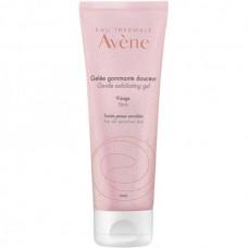Avene Gentle exfoliating gel - Мягкий отшелушивающий гель для лица 75мл