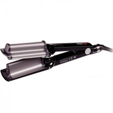 BaByliss PRO Hair Curly Care Line 3D BAB2469TTE - Щипцы для создания глубоких волн с терморегулятором титан + турмалин 19мм