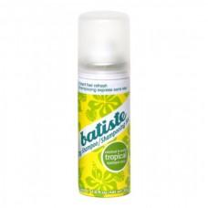 Batiste Dry shampoo Coconut & Exotic Tropical - Сухой шампунь с ароматом экзотики 50 мл.