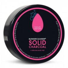 beautyblender blendercleanser solid CHARCOUL - Мыло для очищения спонжей и кистей с УГЛЁМ 30гр