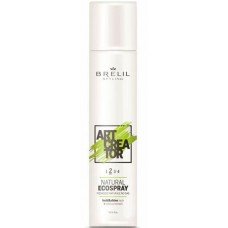 BRELIL Professional ART CREATOR Natural Ecospray - Эко-спрей СРЕДНЕЙ фиксации 300мл