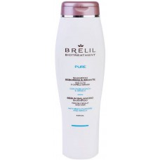 BRELIL Professional BIOTREATMENT PURE SEBUM BALANCING SHAMPOO - Шампунь для жирных волос 250мл