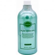 CALLIA Aloe vera gel - Гель для кожи универсальный увлажняющий 1000мл