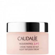 CAUDALIE RESVERATROL[LIFT] Creme Tisane de Nuit - Ночной моделирующий крем с экстрактами трав 50мл