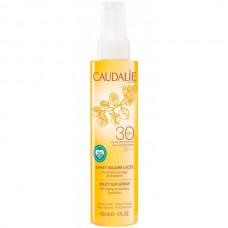 CAUDALIE Spray Solaire Lacte SPF30 - Солнцезащитное молочко-спрей для тела и лица СЗФ 30, 150мл