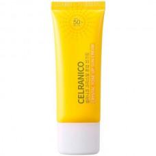 CELRANICO Crystal Tone Up Sun Cream SPF50/PA+++ - Солнцезащитный крем для выравнивания тона 40мл