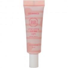 CELRANICO Long Lasting Soft BB Light SPF30/PA+++ - Стойкий ББ-крем с эффектом сияния СВЕТЛЫЙ 20мл
