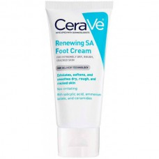 CeraVe Renewing SA Foot Cream - Крем для сухой кожи ног Восстанавливающий 88мл