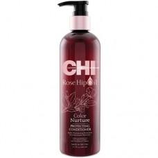 CHI Rose Hip Oil Protecting Conditioner - Кондиционер с маслом розы и кератином 355мл