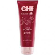 CHI Rose Hip Oil Recovery Treatment - Маска с маслом розы и кератином 237мл