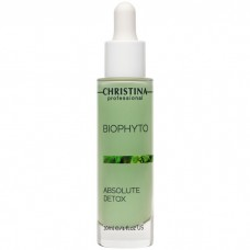 CHRISTINA Bio Phyto Absolute Detox Serum - Детокс-Сыворотка «Абсолют» 30мл