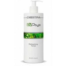CHRISTINA Bio Phyto Refreshing Toner - Освежающий тоник 300мл