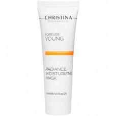 CHRISTINA Forever Young Radiance Moisturizing Mask - Увлажняющая маска «Сияние» 50мл