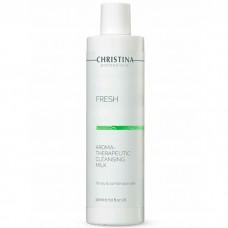 CHRISTINA Fresh Aroma Therapeutic Cleansing Milk OILY - Ароматерапевтическое очищающее молочко для ЖИРНОЙ кожи 300мл