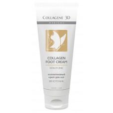 Collagene 3D Cream Foot VENOTONIC - Коллагеновый крем для ног с экстрактом конского каштана 75мл