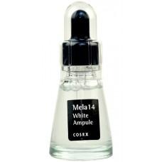 COSRX Mela 14 White Ampule - Ампульная сыворотка против пигментации для отбеливания кожи 20мл