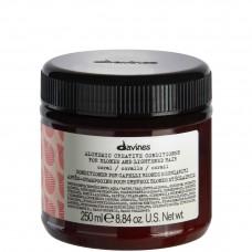 Davines ALCHEMIC CONDITIONER (coral) - Кондиционер «АЛХИМИК» для Натуральных и Окрашенных Волос (КОРАЛЛ) 250мл