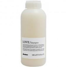 Davines LOVE/ curl shampoo - Шампунь усиливающий завиток 1000мл