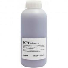Davines LOVE/ shampoo - Шампунь разглаживающий завиток 1000мл