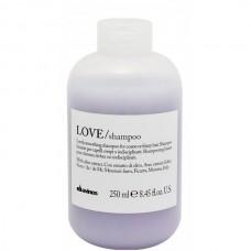 Davines LOVE/ shampoo - Шампунь разглаживающий завиток 250мл