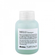Davines MELU/ shampoo - Шампунь для предотвращения ломкости волос 75мл