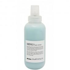 Davines MINU/ hair serum - Несмываемая сыворотка для окрашенных волос 150мл