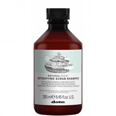 Davines NATURALTECH Detoxifying Scrub Shampoo - Детоксирующий шампунь-скраб 250мл