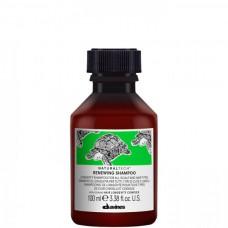 Davines NATURALTECH Renewing Shampoo - Обновляющий шампунь 100мл