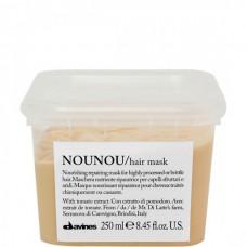 Davines NOUNOU/ hair mask - Интенсивная восстанавливающая маска 250мл