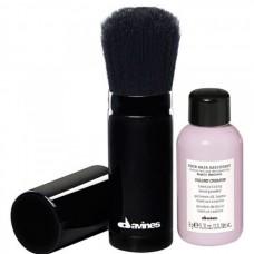 Davines YOUR HAIR ASSISTANT Duo Pack Volume - Набор для объема волос: Пудра 9гр + Кисть 1шт