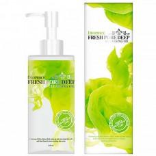 Deoproce Cleansing oil fresh pore deep - Гидрофильное масло для глубокого очищения пор 200мл