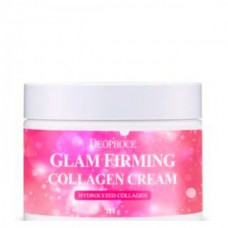 Deoproce Moisture glam firming collagen cream - Крем для лица подтягивающий с коллагеном 100гр