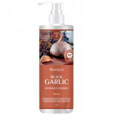 Deoproce Rinse-black garlic intensive energy - Бальзам для волос чёрный чеснок 1000мл