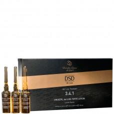 DSD de Luxe Hair Loss Treatment Crexepil Forte Lotion 3.4.1 - Лосьон Крексепил Делюкс Форте № 3.4.1, 10 х 10мл